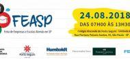 Colégio Visconde de Porto Seguro sedia FEASP 2018