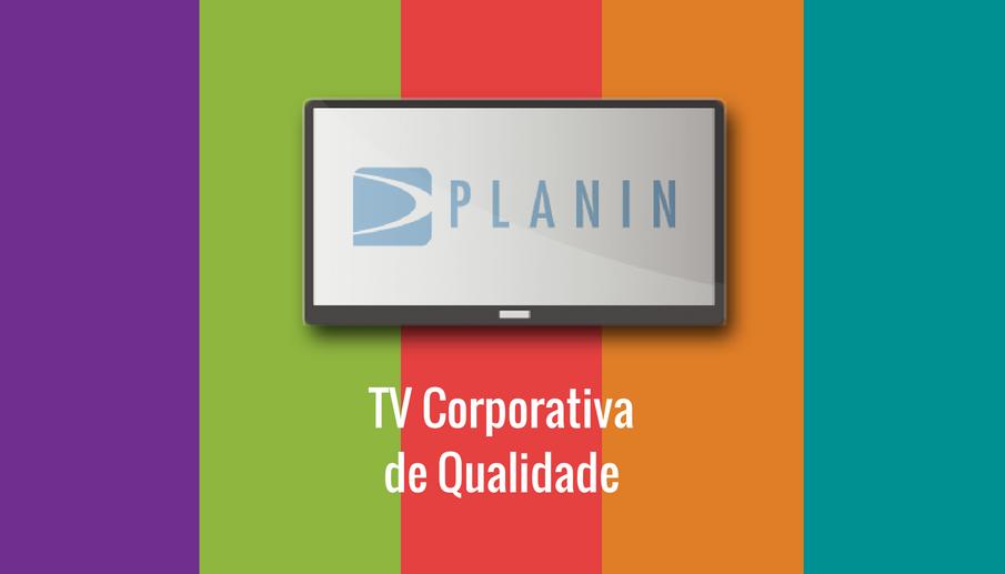 TV Corporativa PLANIN